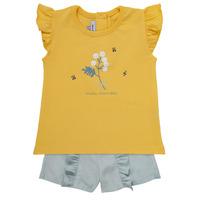 Abbigliamento Bambina Completo Absorba CLEMENCE Blu