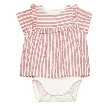 Abbigliamento Bambina Pigiami / camicie da notte Absorba KYRAN Arancio