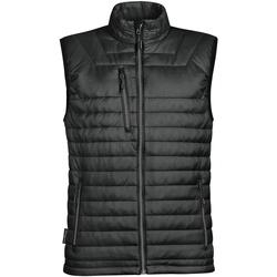 Abbigliamento Uomo Gilet / Cardigan Stormtech Thermal Nero/Carbone