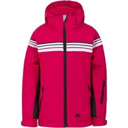 Abbigliamento Unisex bambino giacca a vento Trespass Priorwood Rosa acceso