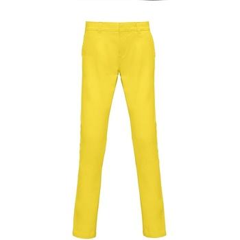 Abbigliamento Donna Chino Asquith & Fox Chino Limone
