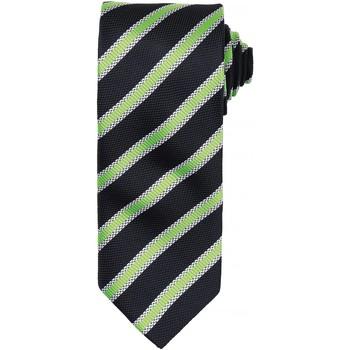 Abbigliamento Uomo Cravatte e accessori Premier  Nero/Lime