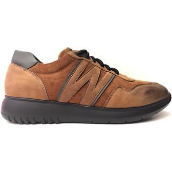 Scarpe Uomo Sneakers basse Melluso ATRMPN-16479 Marrone