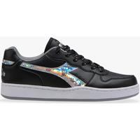 Scarpe Donna Sneakers Diadora PLAYGROUND WN 80013 - BLACK