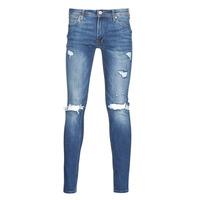 Abbigliamento Uomo Jeans slim Jack & Jones JJITOM Blu / Medium
