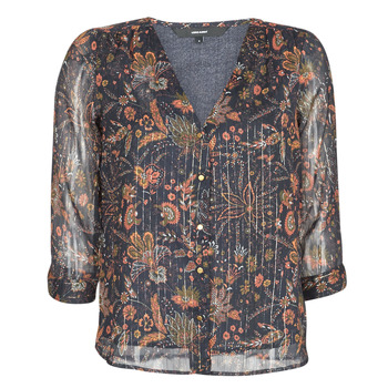Abbigliamento Donna Top / Blusa Vero Moda VMGLAMMY Marine