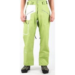 Abbigliamento Uomo Pantaloni Salomon Sideways Pant M L1019630036 green