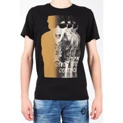Abbigliamento Uomo T-shirt maniche corte Lee Photo Tee Black L60BAI01 black