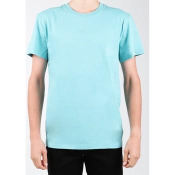 Abbigliamento Uomo T-shirt maniche corte DC Shoes DC SEDYKT03376-BHA0 blue