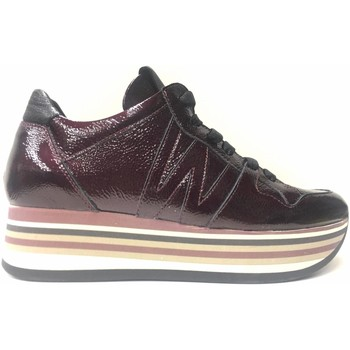 Scarpe Donna Sneakers basse Melluso ATRMPN-16513 Rosso