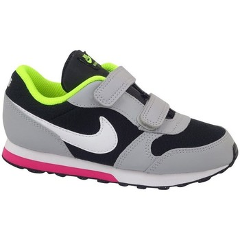 Scarpe Unisex bambino Running / Trail Nike MD Runner 2 TD Nero, Grigio, Celadon