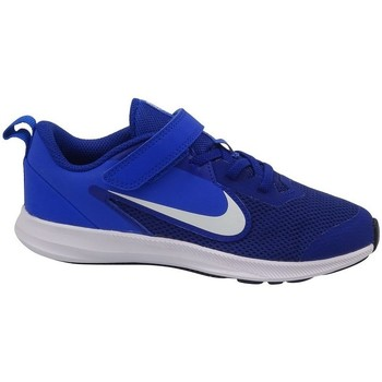 Scarpe Unisex bambino Derby & Richelieu Nike Downshifter 9 Psv Azzuro
