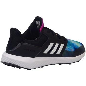 Scarpe Unisex bambino Running / Trail adidas Originals Rapidarun X K Nero