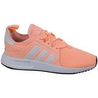 Scarpe Bambina Sneakers basse adidas Originals X Plr C Grigio, Arancione