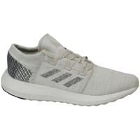 Scarpe Unisex bambino Running / Trail adidas Originals Pureboost GO J Grigio