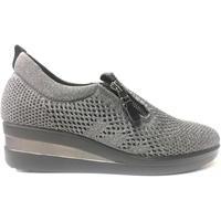 Scarpe Donna Sneakers basse Melluso ATRMPN-16525 Grigio