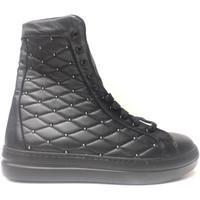 Scarpe Donna Sneakers alte Melluso ATRMPN-16527 Nero