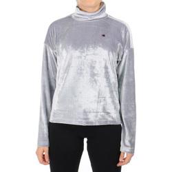 Abbigliamento Donna T-shirts a maniche lunghe Champion HIGH NECK T-SHIRT DONNA 112284 VS011 Grigio