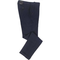 Abbigliamento Uomo Pantaloni da completo 0/zero Construction ATRMPN-16557 Blu