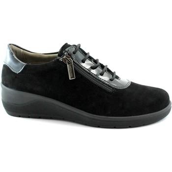 Scarpe Donna Sneakers basse Grunland GRU-RRR-SC4730-NE Nero