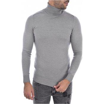 Abbigliamento Uomo Maglioni Goldenim Paris Maglioni 1136 grigio