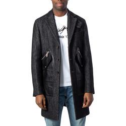 Abbigliamento Uomo Cappotti Dsquared S74AA0135 Nero