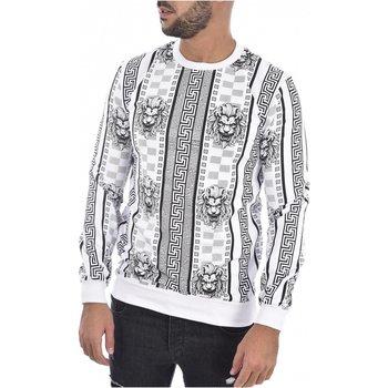 Abbigliamento Uomo Felpe Goldenim Paris Felpas 1240 bianco