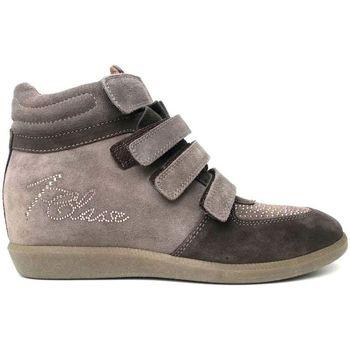 Scarpe Donna Sneakers alte Alviero Martini ATRMPN-16609 Marrone