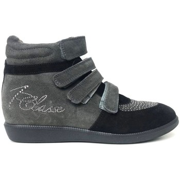 Scarpe Donna Sneakers alte Alviero Martini ATRMPN-16610 Grigio