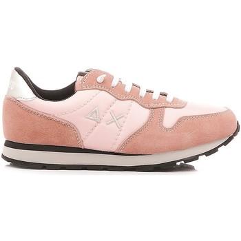 Scarpe Bambina Sneakers basse Sun68 Scarpe-Sneakers Bambina Z29402 Rosa rosa