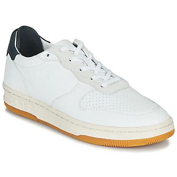 Scarpe Sneakers basse Claé MALONE Bianco / Blu