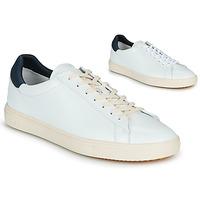 Scarpe Sneakers basse Claé BRADLEY Bianco / Blu