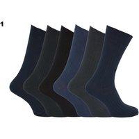 Accessori Uomo Calzini Universal Textiles  Colori scuri assortiti