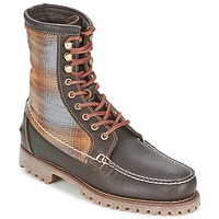 Stivaletti Timberland AUTHENTICS 8 IN RUGGED HANDSEWN F/L BOOT