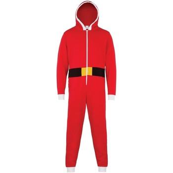 Abbigliamento Pigiami / camicie da notte Christmas Shop CC008 Rosso
