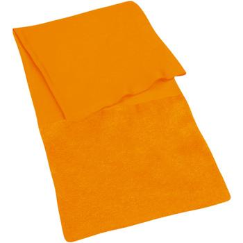 Accessori Unisex bambino Sciarpe Beechfield B900B Arancio