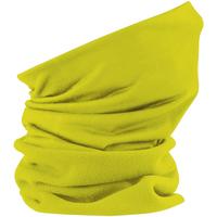 Accessori Donna Sciarpe Beechfield B920 Giallo fluorescente