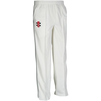 Abbigliamento Unisex bambino Pantaloni da tuta Gray-Nicolls  Avorio/Blu