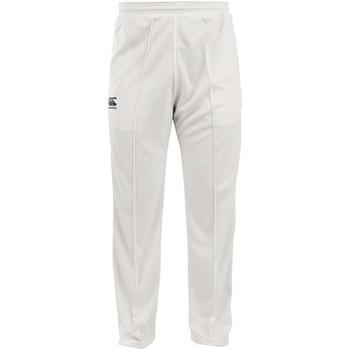 Abbigliamento Uomo Pantaloni da tuta Canterbury CN156 Crema