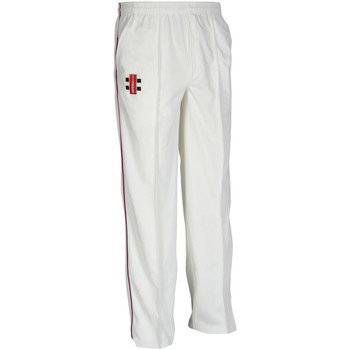 Abbigliamento Unisex bambino Pantaloni da tuta Gray-Nicolls GN10J Avorio/Bordeaux