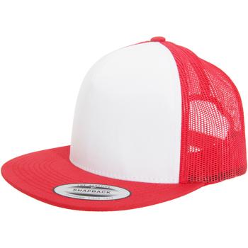 Accessori Cappellini Yupoong  Rosso/Bianco/Rosso