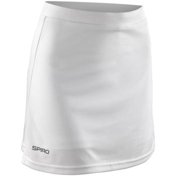 Abbigliamento Donna Gonne Spiro S261F Bianco