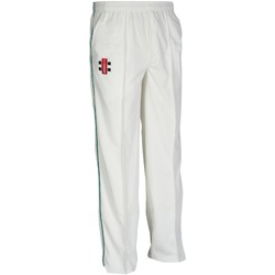 Abbigliamento Unisex bambino Pantaloni da tuta Gray-Nicolls GN10J Avorio/Bottiglia