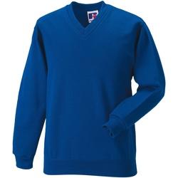 Abbigliamento Unisex bambino Felpe Jerzees Schoolgear 272B Blu reale acceso