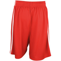 Abbigliamento Uomo Shorts / Bermuda Spiro S279M Rosso/Bianco