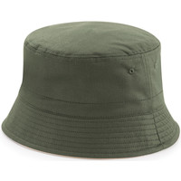 Accessori Cappelli Beechfield B686 Oliva/Roccia