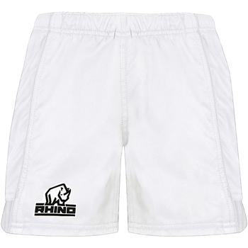 Abbigliamento Uomo Shorts / Bermuda Rhino RH015 Bianco