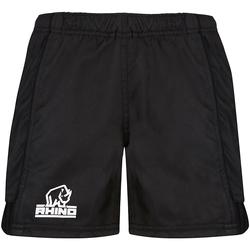 Abbigliamento Uomo Shorts / Bermuda Rhino RH015 Nero