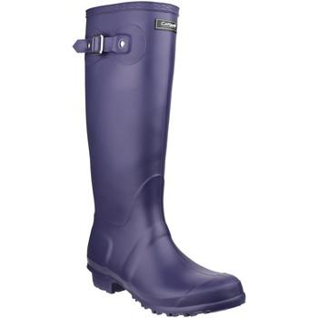 Scarpe Stivali da pioggia Cotswold  Viola