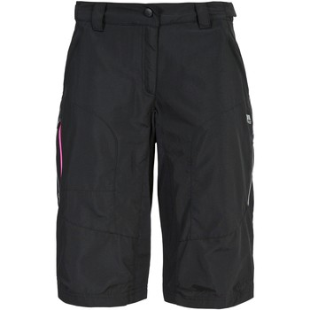 Abbigliamento Donna Shorts / Bermuda Trespass  Nero